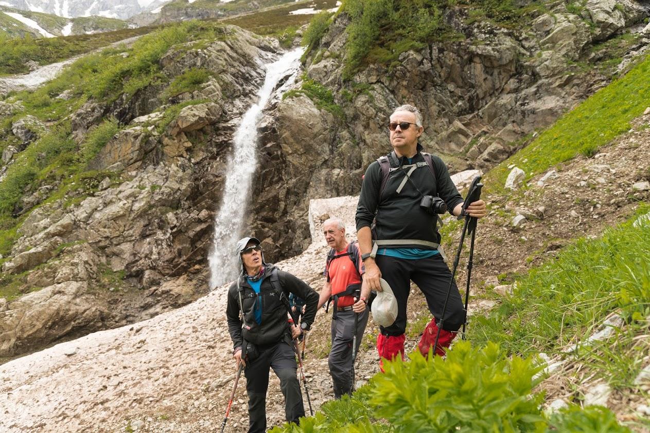 Trekking tours in the Caucasus