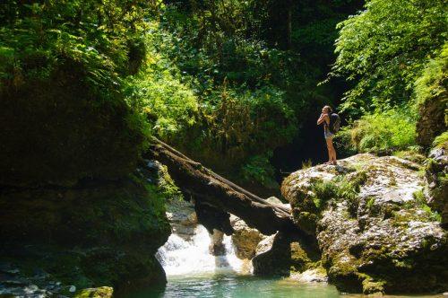 Guam canyon