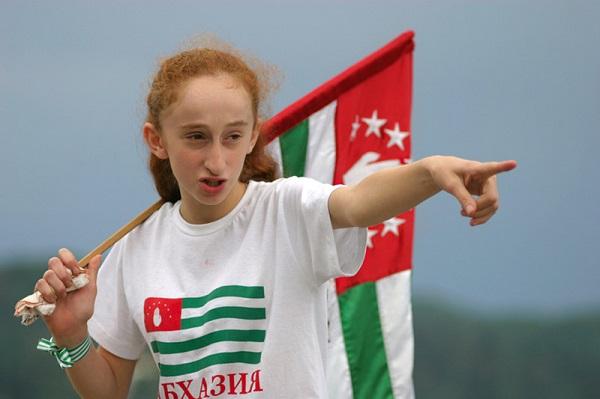 Abkhazian Independence day. Photo: Otto Lakoba