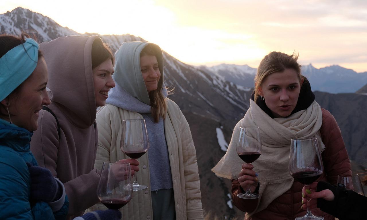 Корпоративные туры на Кавказ